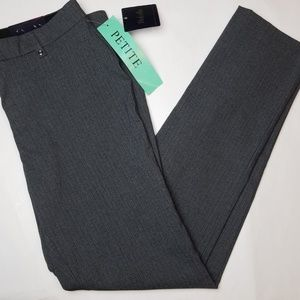 Rafaella Classic higher rise slim leg pants